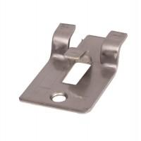 Clip simple fixation FOREXIA 360 pièces SILVADEC