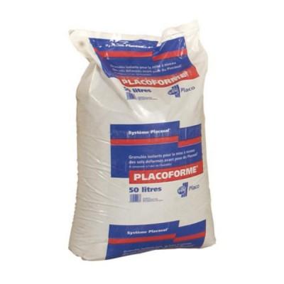 Granules d'égalisation PLACOFORME sac de 50L PLACO