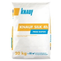 Enduit de jointement et de finition Silk 4h 20kg KNAUF