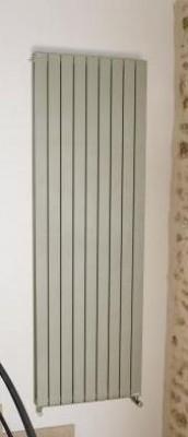 Radiateur FASSANE verticale double eau chaude ACOVA