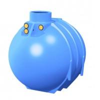 Cuve à eau pluie bleu line II 5200l AGRILINE