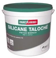 Enduit minéral mince silicane taloche G30 gris souris seau 25kg PAREXGROUP ST PIER.