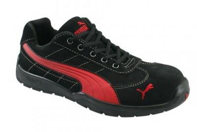 sélection premium 1f3c4 4f241 Chaussures de sécurité PUMA basses SILVERSTONE pointure 44 ...