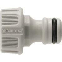 Nez de robinet plastique automatique femelle 26x34mm
