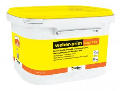 Primaire d'adhérance Weber Prim Express de 10kg