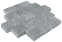 Pavé HYDRA gris porphyre 15x15cm épaisseur 60mm