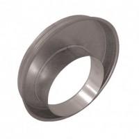 Réduction plate excentrée galva diamètre 560-500mm ALDES