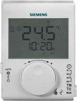 Thermostat d'ambiance LCD à piles journalier LANDIS ET STAEFA