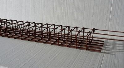 Armatures poutre HERCULE 390/32-12