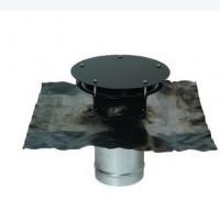 Chapeau pour tuile diamètre 150mm à douille ALDES