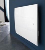 Radiateur acier ONIRIS pilotage intelligent horizontal 1500W blanc