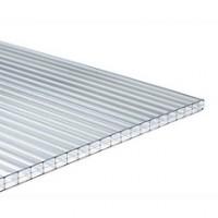 Plaques polycarbonate lumisol épaisseur 16mm 3,00x0,98m cristal ONDULINE