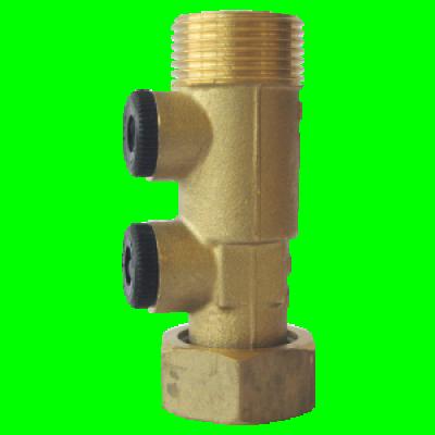 Clapet de non retour antipollution EA251 26x34mm RIELLO