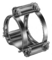 Collier à griffes pour joint SMU rapid 2 diamètre nominal 100mm