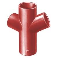 Culotte double SMU S à 68° diamètre nominal 200-200mm PONT A MOUSSON