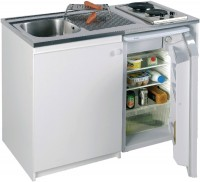 Plan nu kitchenette SPIRIT 1000mm FRANKE