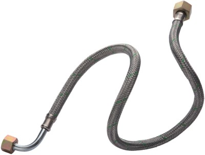 Flexible fioul coudé ALTECH femelle-femelle 1/4 longueur 750mm (2)