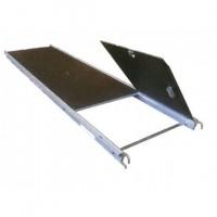 Plancher 0.85x3m avec échelle, lot ALTRAD