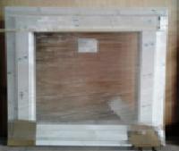 Fenêtre traditionnelle parcloses moulurées blanc BREMAUD