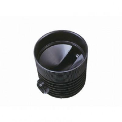 Elément de fond TEGRA 600 diamètre nominal 600mm diamètre200mm 90 fond 607 WAVIN