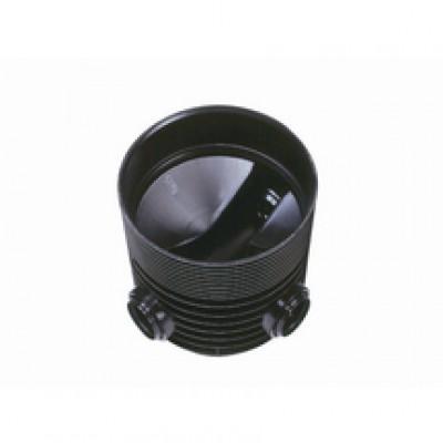 Elément de fond TEGRA 600 diamètre nominal 600mm pour tuyaux diamètre 200mm T fond 609 WAVIN