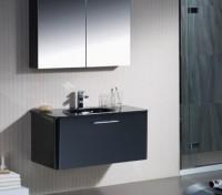d stockage mobilier de salle de bains armoire de toilette lave mains meuble pas cher. Black Bedroom Furniture Sets. Home Design Ideas
