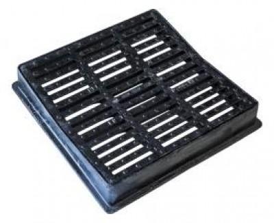 Grille concave handicap C250 700x700mm PIL