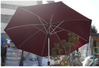 Parasol CAMBRURE aubergine HEDONE