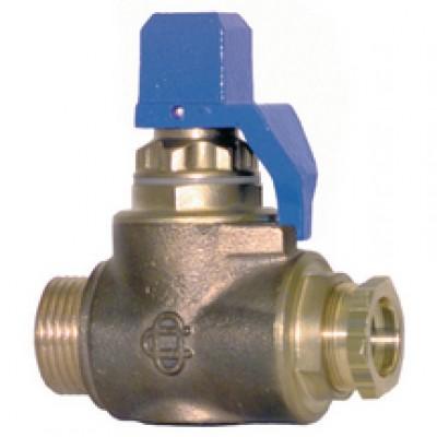 Robinet PEC de prise universelle SE5402 fermeture à gauche YACUO diamètre nominal 20mm diamètre: 32mm SE DEC HUOT