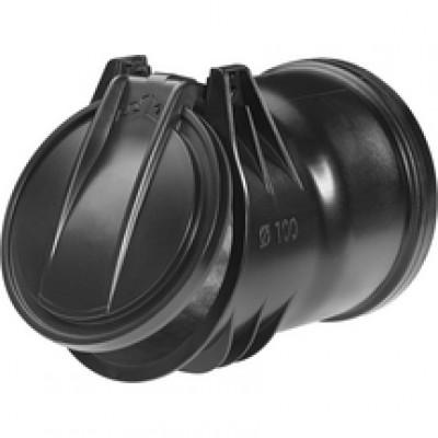 Clapet de nez en PA20FDV ECO-FLAP diamètre nominal 150mm NORHAM