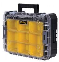 Malette organiseur avec 7 compartiments amovibles TSTACK FATMAX 6.3L HILAIRE