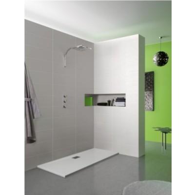 Receveur KINESURF 180x80cm blanc KINEDO DOUCHE