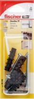 Cheville carreaux plâtre TP 6/4K,boîte de 4