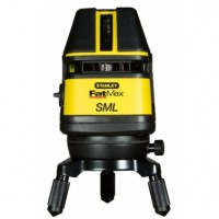Niveau laser multiline SML intérieur/extérieur + Cellule de détection + Sac à dos offert