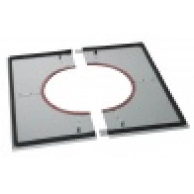 Plaque distance sécurité plafond diamètre de 180mm