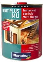 Traitement TRAIT'PLUS multi-usages incolore bidon de 5l
