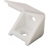 Taquet d'assemblage panneau blanc colis de 8