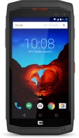 Pack téléphone pro smarphone TREKKER-X3 noir rouge