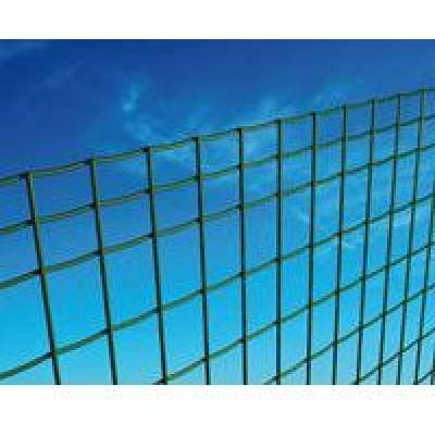 Grillage EXECUTIVE léger galva plastifié vert maille 100x50 fil 2,2mm 1500x25000mm