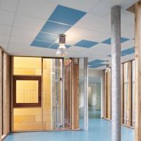 Dalle plafond Tonga 20 panneaux 40x600x600mm soit 7,200m2 blanc