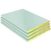 Plafond SHEDISOL aluminium BD 8 paneaux 50x1500x1000mm soit 12.000m2 alu R1.40