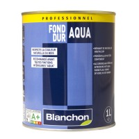 Fond dur Aqua incolore bidon 1l