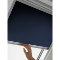 Store d'occultation DKL bleu 55x70cm