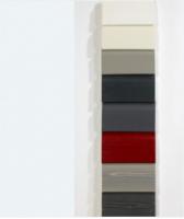 Bardage bois bardacolor peinture rouge rubis 21x122x4800 colis de 5 soit 2.928m2