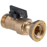 Robinet JPC-COMPT pour compteur G4 calibre 20 CLESSE