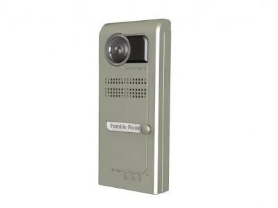 Interphone visio 3G avec un bouton d'appel COGELEC INTRATONE
