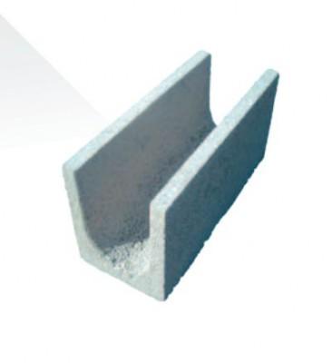 Bloc linteau 15x20x50cm CE+NF FABEMI