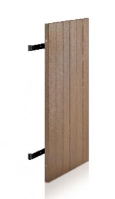 Volet fermière isolant tauari sans accessoire 215x90cm