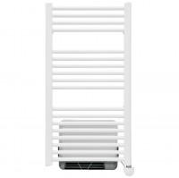 Radiateur sèche-serviettes électrique soufflant OSLO2 750/1000W blanc
