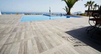 Carrelage JAZZ greige outdoor 60x60cm KERABEN